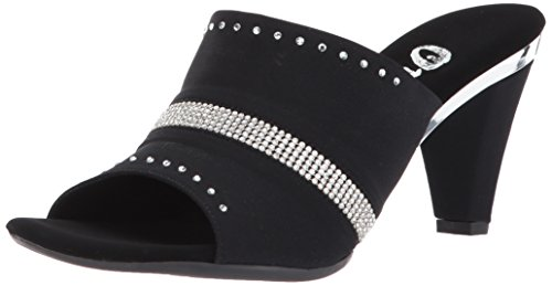 NEX Heeled Giselle O Sandal Women's Onex Black BUqwA0dn