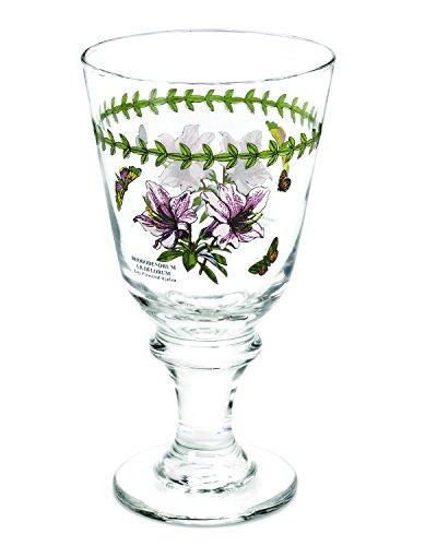 Portmeirion Botanic Garden All Purpose Wine Glasses, Set of 4
