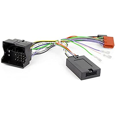 Steering Wheel Remote CAN Bus Adapter for Volkswagen
