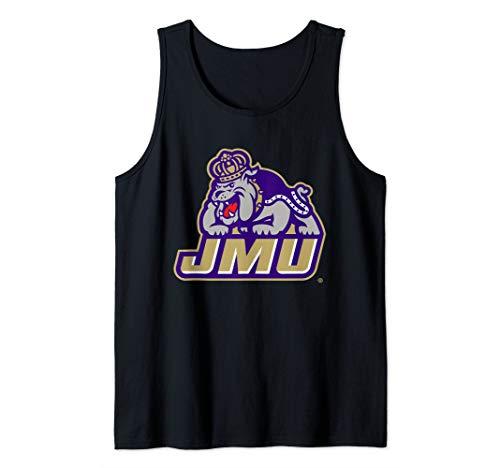 (James Madison JMU Dukes NCAA PPJMU17 Tank Top)