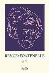 Revue Fontenelle, N° 6-7/2008-2009 :