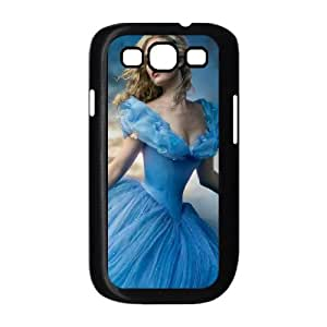 Cinderella Samsung Galaxy S3 9300 Cell Phone Case Black JU0963860