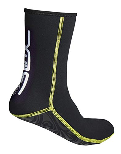 Neoprene Socks Wetsuit Diving Socks Surfing Swimming Socks Snorkeling Flexible Socks Anti Slip Dive Booties High Cut Water Sport Socks