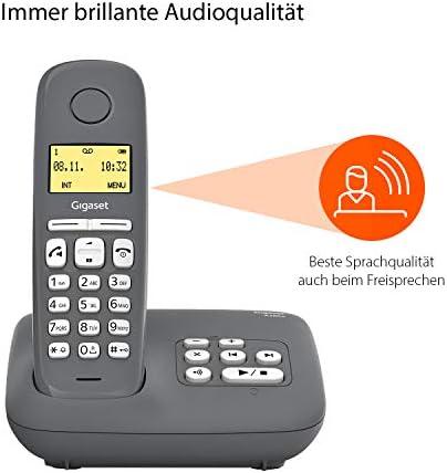 Gigaset A280a Duo 2 Schnurlose Telefone Mit Elektronik