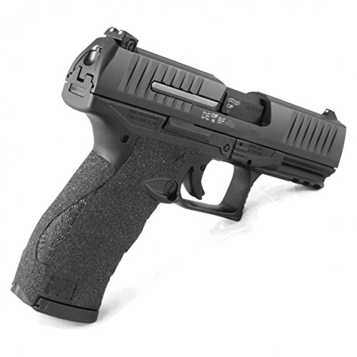 TALON Grips for Walther PPQ M1 & M2 (Granulate-Black) - Import It All