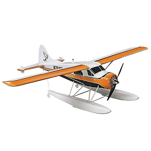 Flyzone DHC-2 Beaver Select Scale Electric Powered Transmitter Ready (Tx-R) Prime Radio Controlled Airplane