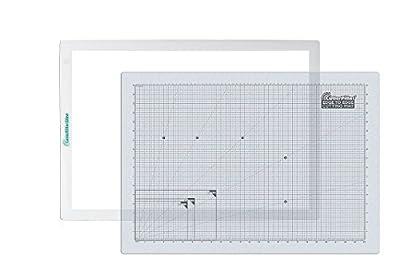 "Cutterpillar CPP CCP-Ultra Lighting & Magnifiers, 19"" x 26"" x .75"", Multicolor"