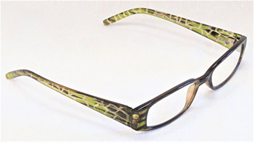 Zoom Eyeworks Plastic 3/4 Rectangle Reading Eyewear, for sale  Delivered anywhere in USA