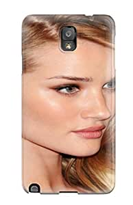 Hot Style MJiEyfq8045iczaw Protective Case Cover For Galaxynote 3(rosie Huntingtonwhiteley Celebrity People Celebrity)