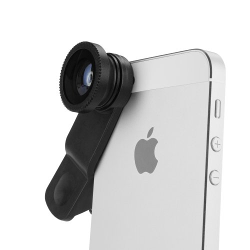 BoxWave Clip-On CAT B25 SmartyLens - Get Better Quality Photos from Your Smartphone