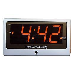DeRoyal Reminder Rosie Voice Controlled Clock