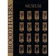 Broodthaers: Catalogue Raisonne of Prints and Drawings