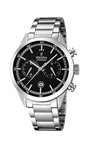 FESTINA Watch Sport Male Chronograph Stainless steel - f16826-3