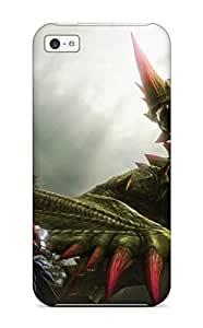 Cute Tpu CaseyKBrown Monster Hunter Case Cover For Iphone 5c