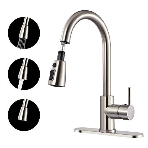 White Pull Down Faucet Pull Down White Faucet