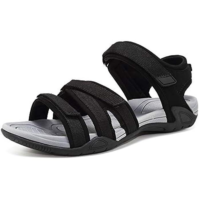 Women's Sport Sandals Hiking Sandals Outdoor Light Weight Water Shoes