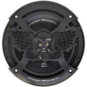 POWER ACOUSTIK PR.654N 6.5-Inch PRO Audio Mid Range 4 Ohm Speaker with Neodymium