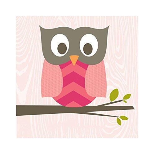 Oopsy Daisy Olivia The Owl Canvas Art