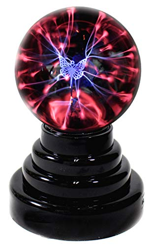 Used, PowerTRC Plasma Ball Lamp Large Electric Globe Static for sale  Delivered anywhere in USA