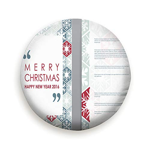 Spare Tire Cover Set Brochure Poster Templates Christmas Style Abstract Holidays Polyester Water Proof Dust-Proof Universal Spare Wheel Tire Cover Fit for Jeep,Trailer, Rv, SUV and Many Vehicle
