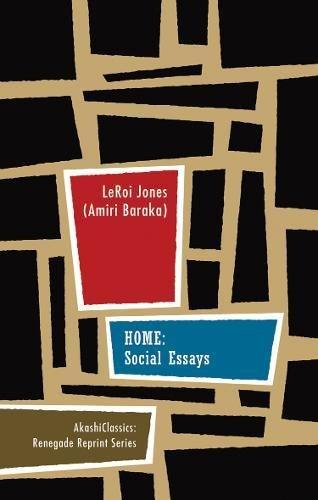 Home - Social Essays
