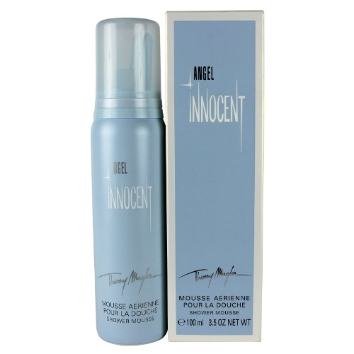 - Angel Innocent by Thierry Mugler for Women Shower Mousse 3.5oz