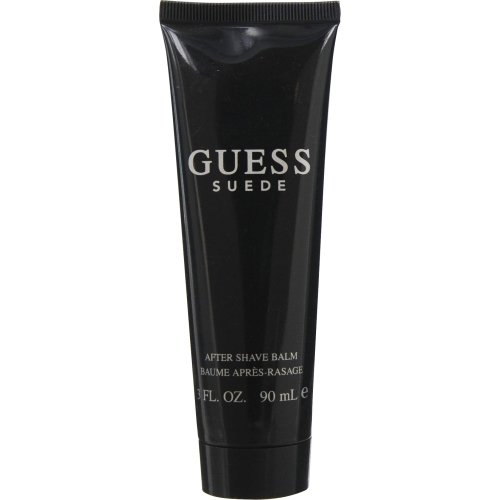 GUESS SUEDE by Guess AFTERSHAVE BALM 3 OZ for MEN