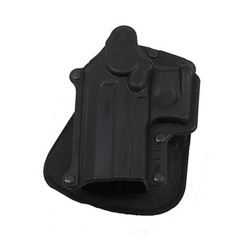 Fobus Roto Holster Paddle Left Hand HK1RPL H&K Compact & USP 9mm/40 & 45, Full Size 9mm/40 / S&W Sigma Series 9/40 VE/E/G / FN49 / Ruger SR9 / Taurus Millenium .40 (Pro models refer to SP11B)