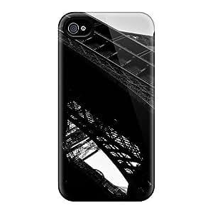 Fashion Tpu Case For iphone 5c - Tour Eiffel Defender Case Cover