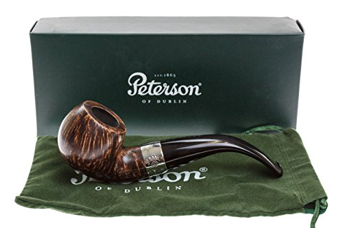 Peterson Aran 03 Tobacco Pipe Fishtail by Peterson