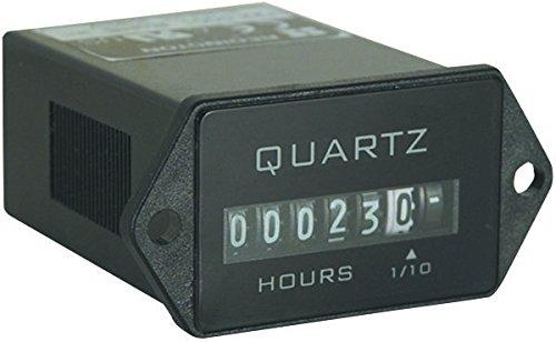 - REDINGTON COUNTERS 732-0004 ELECTROMECHANICAL HOUR METER