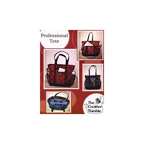 The Creative Thimble Professional Tote Pattern