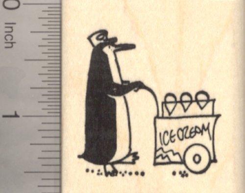 ice cream rubber stamp - 8
