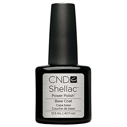Base Coat .42 oz. (Cnd Gel Base And Top Coat)