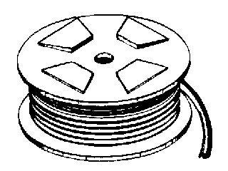 Motormite Dorman 510-007 COPPER TUBE