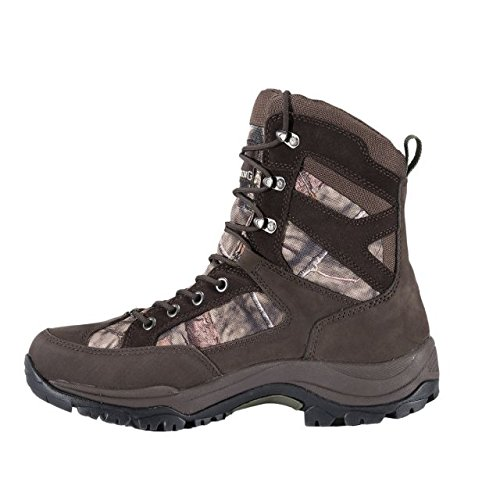Browning Buck Pursuit 8in 400g Insulated Boot - Men's Bracken/Mossy Oak Country, 11.0