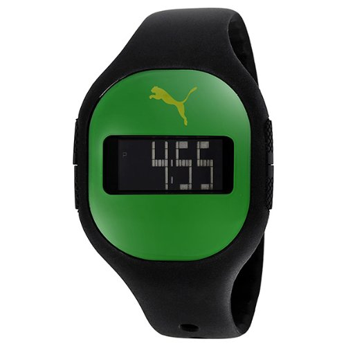 Puma Pu910921008 Fuse Jam Dark Green - Puma Watch Green