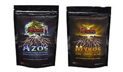 Extreme Bundle - Xtreme Gardening Bundle - Azos 12oz + Mykos Granular 2.2lb