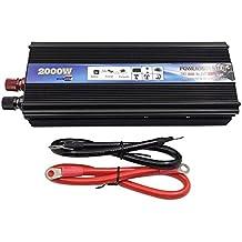 iMeshbean 2000W Car Power Inverter DC 24V To AC 220V Modified Sine Wave Converter USA
