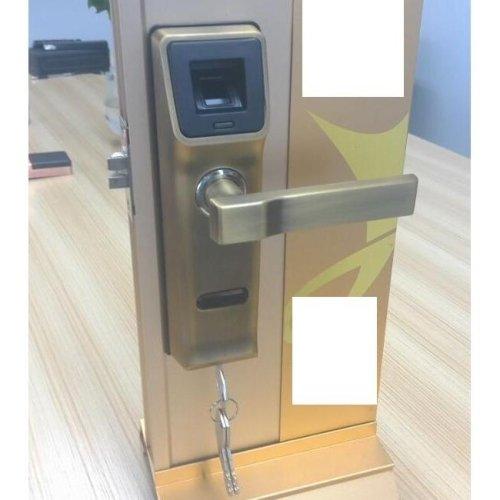 Lightinthebox 905a Biometric Fingerprint Door Lock with Key & Ic Sensor Open by LightInTheBox (Image #3)