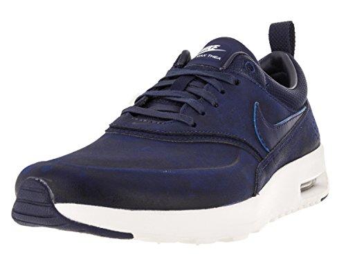 Nike Womens Air Max Thea Prm Lojal Blå / Lojal Blå-toppmøtet Hvitt-hvitt