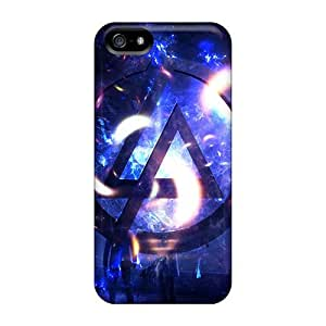 Apple Iphone 5/5s PFt415cSOy Provide Private Custom Beautiful Linkin Park Band Pattern Protector Cell-phone Hard Cover -ErleneRobinson
