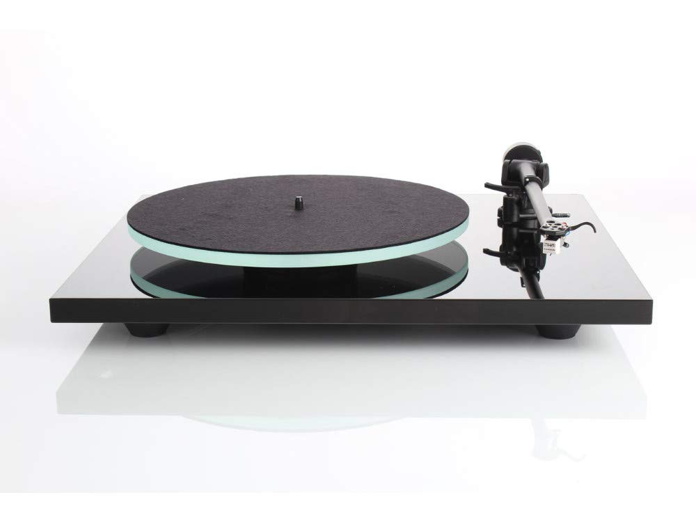 Rega Planar 2 (Modelo 2016) High End – Tocadiscos con Rega Carbon mm de pastilla, color negro