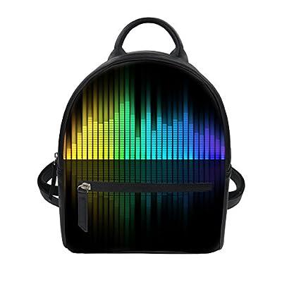7d0eb7facc high-quality Mumeson Women Casual Purse Mini Leather Backpack Handbag Girls  School Daypacks