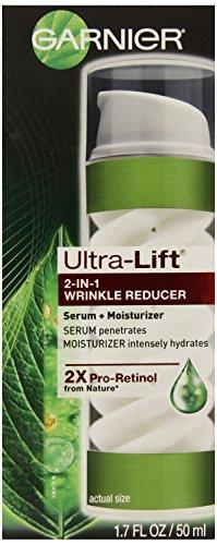 Garnier SkinActive Ultra-Lift Anti-Aging Moisturizer & Serum, 1.7 fl. ()