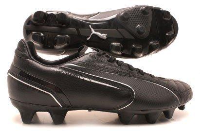 Silver Botas Hombre De Americano Fútbol Puma Para Black aOwRq