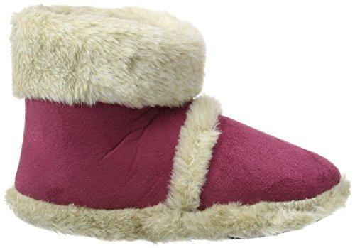 Coolers Botas de Nieve Mujer Rosa