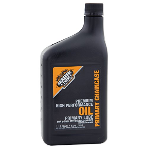 Milwaukee Oil - Milwaukee Twins Primary Fluid Quart 2988-042F