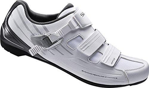 Shimano Rp3, Zapatillas de Ciclismo de Carretera Unisex Adulto 48 EU|Blanco (White)