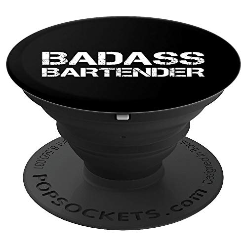 Bartender Cocktail Drinking Phone Grip - PopSockets Grip